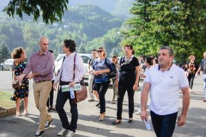The European model of rural development will be introduced in Keda municipality