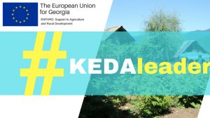 EU Launches New Rural Development Project in Keda Municipality