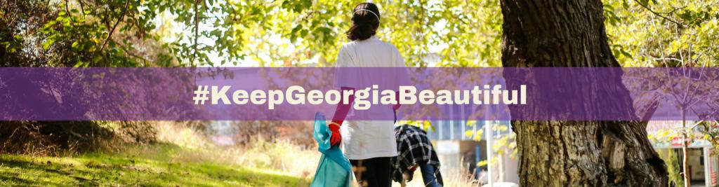 KEEP GEORGIA BEAUTIFUL