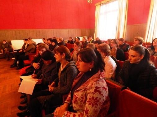 Telavi Nursery Teachers were given a Seminar on Sustainable Waste Management