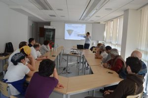 The French School of the Caucasus Staff were given a Training on Contemporary Waste Management Approaches
