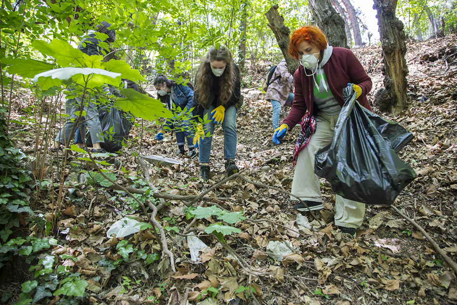 A Large-Scale Environmental Campaign - Keep Georgia Beautiful has Begun