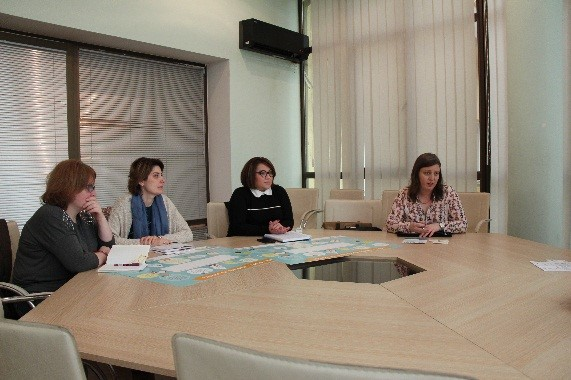 """A Meeting for the Project, """"Water for the Poor,"""" was held with the Stakeholders of Marneuli Municipality"""