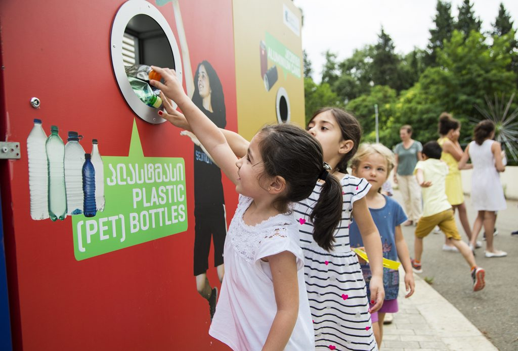 Increased Recycling Opportunities in Tbilisi