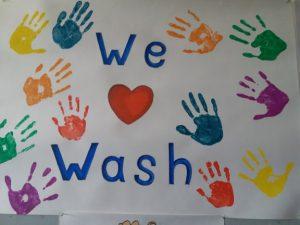 Global Handwashing Day at Velispiri Public School