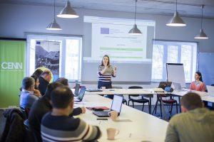 CENN-მა ევროკავშირის მხარდაჭერით შექმნილი GALAG-ის გარემოსდაცვითი ჯგუფის სამუშაო შეხვედას უმასპინძლა
