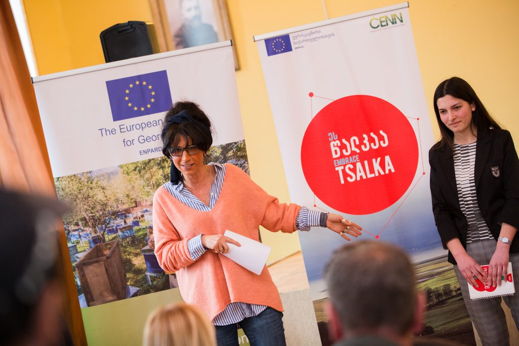 """EMBRACE Tsalka"" - EU and CENN Launch New Rural Development Project in Tsalka Municipality"