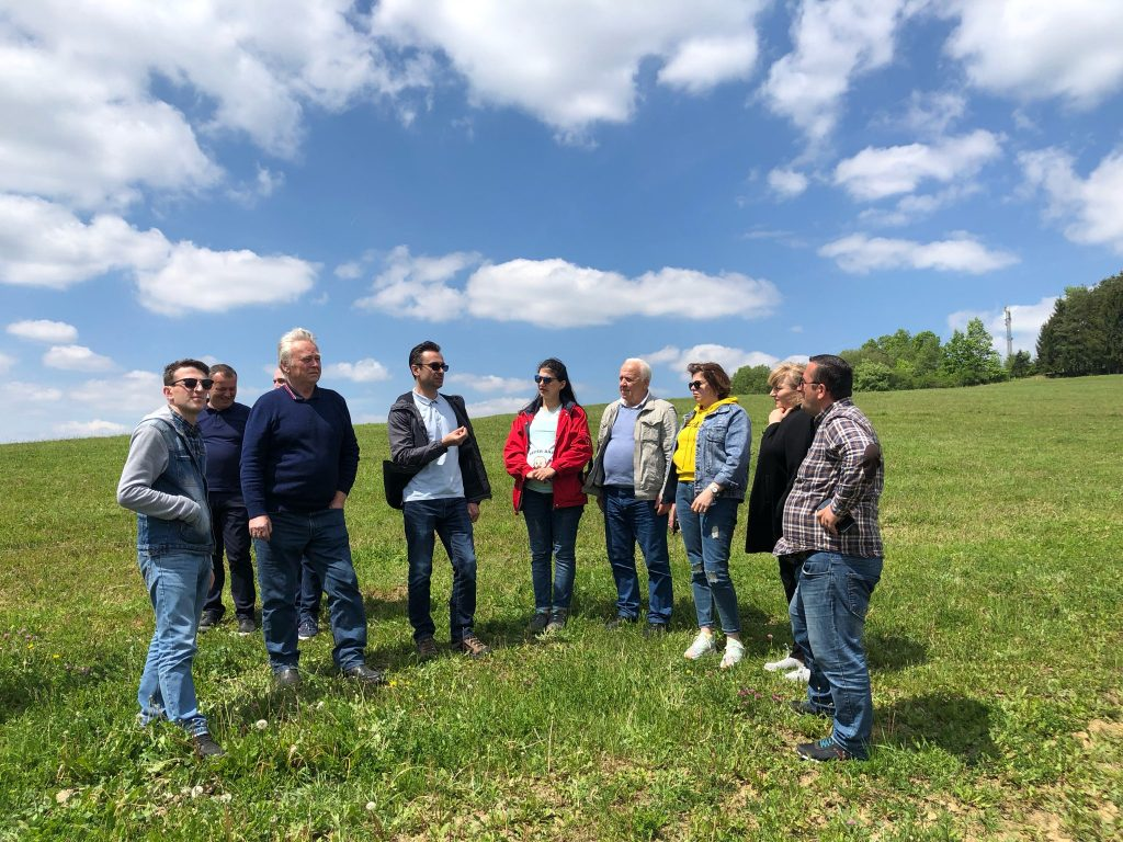 Members of the Keda Local Action Group Participated in a Study Visit to Austria