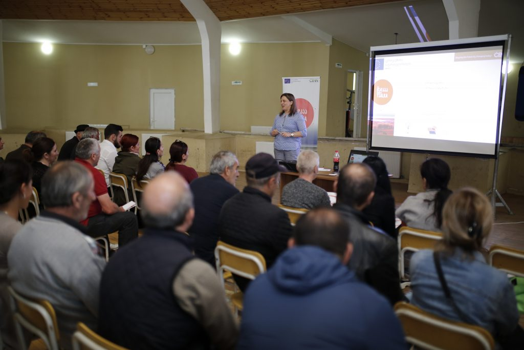 The Local Action Group (LAG) was officially established in Tsalka Municipality
